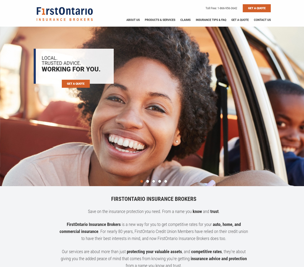 FirstOntario Insurance Brokers